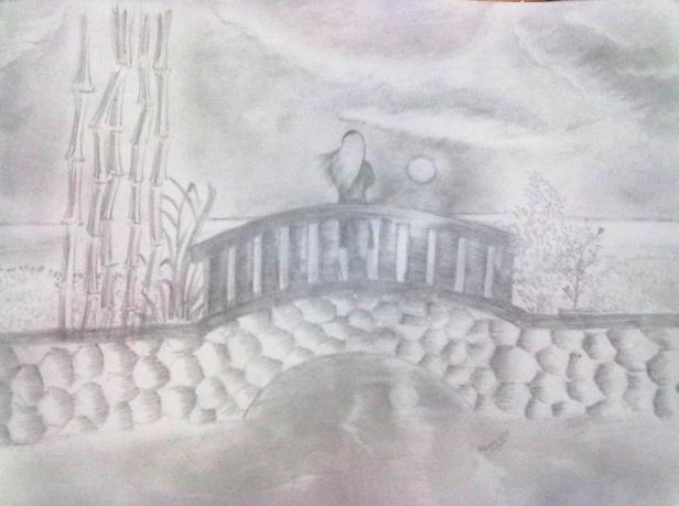 My sketching