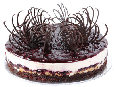 Blueberry Cheesecake. When I liked a flavor other than chocolate for the first time.
