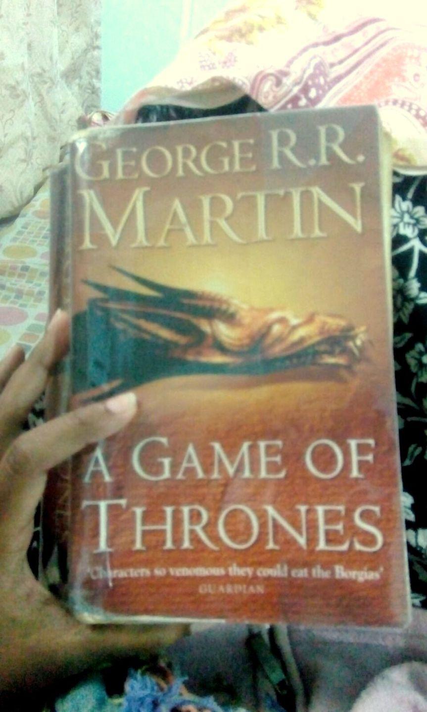 A TV Series & itsBooks