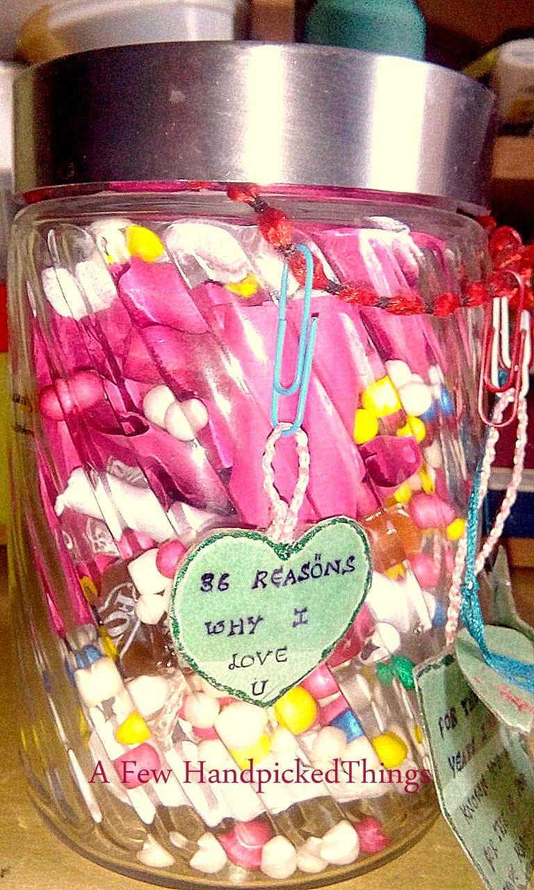 Little joys of life captured in a jar