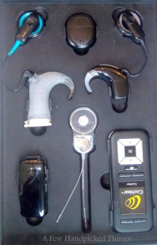 A Glimpse into the Cochlear Implant