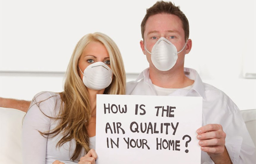 How Aware are You of Indoor Pollutants?