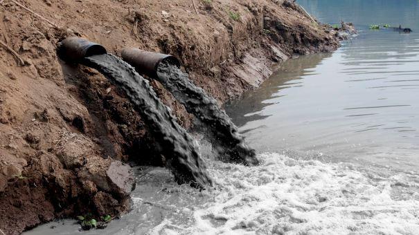 water contamination at its peak