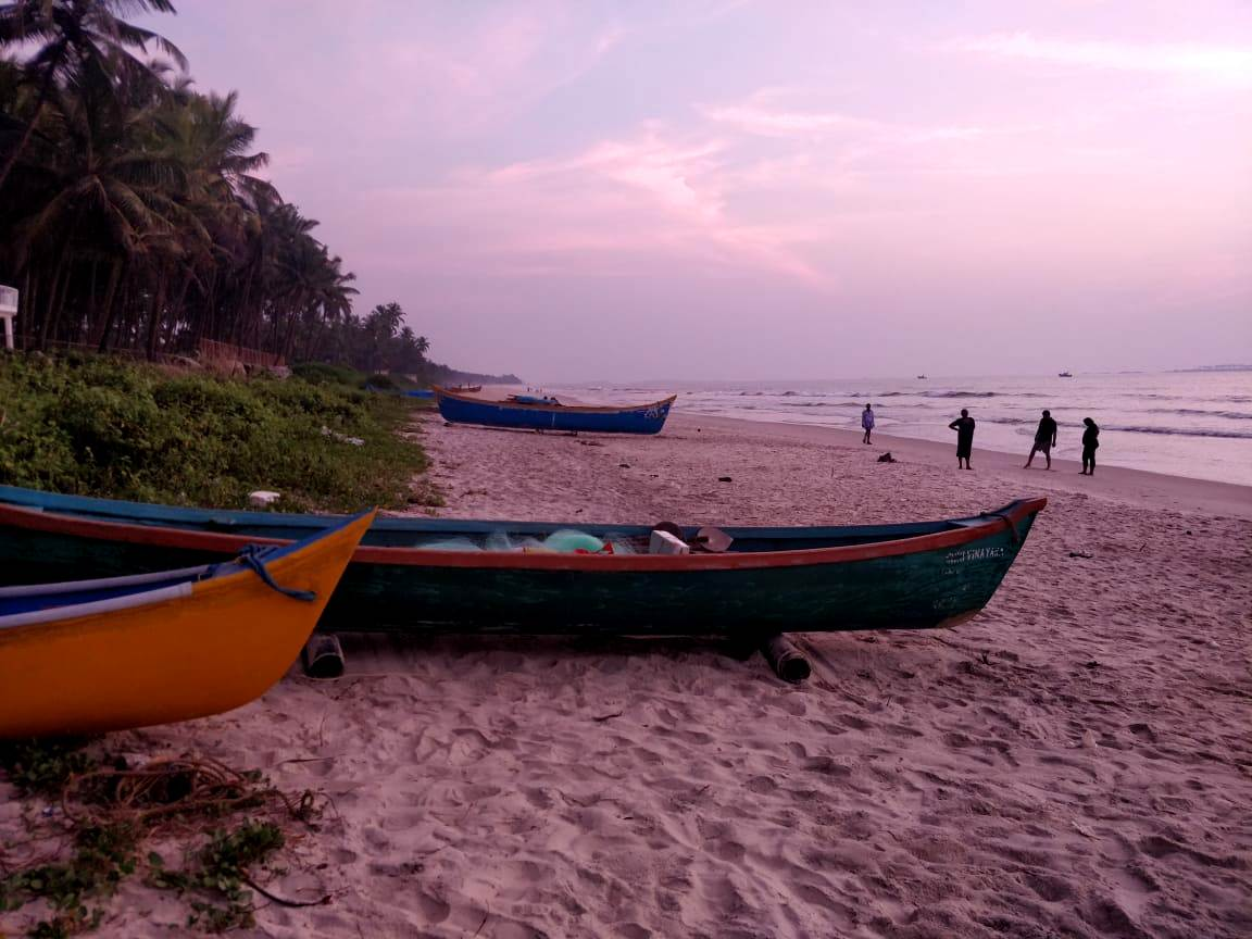 Hoode Beach, Udupi