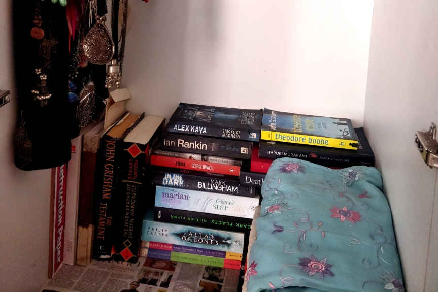 The Books ready to be read