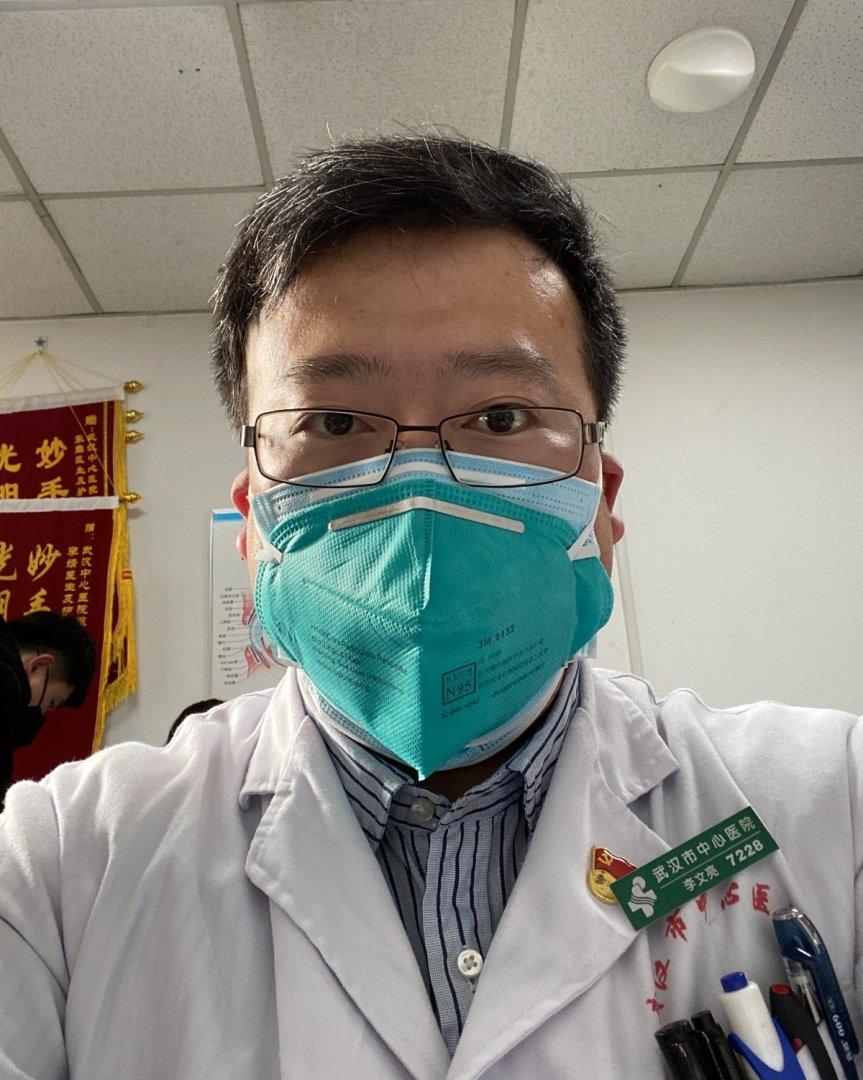 Doctor Li Wenliang
