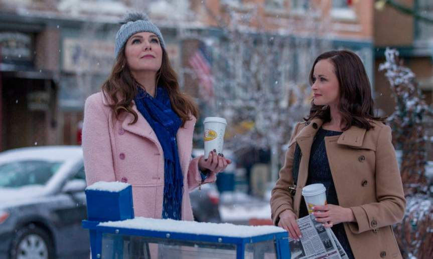 On Grabbing Opportunities – A Wonderful Takeaway from Gilmore Girls